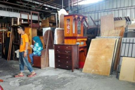 Singaporeans' old furniture given new lease of life in Kelantan