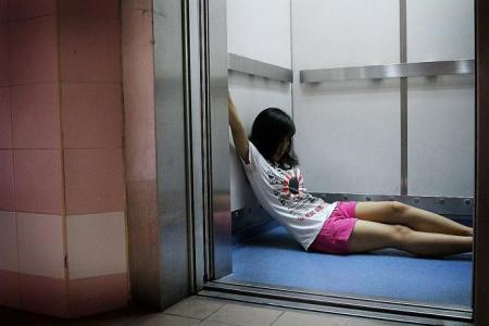Maid was flung up, then thrown down after lift shoots up 17 storeys