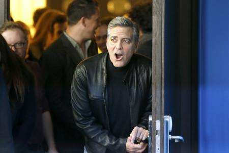 Clooney: 'When Joel and Ethan write parts for me, they never are the brightest'