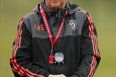 Fans won't forgive van Gaal if United lose to Liverpool and City
