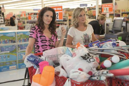 Tina Fey and Amy Poehler: Two of a kind?