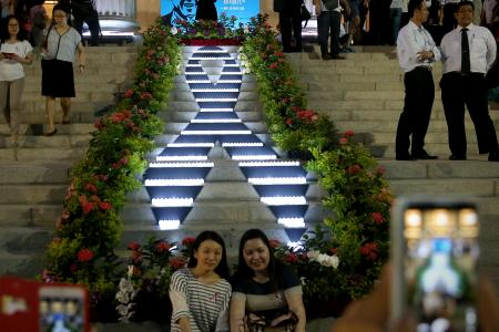 Remembering LKY one year on