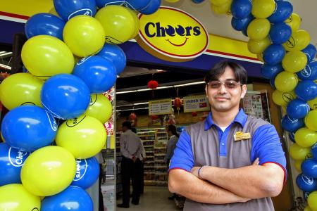 Unable to pay loans, Cheers franchisee steals $300,000 from own store