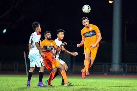 Hougang United: The unassuming underdogs of S.League