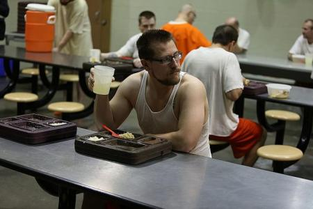 Going undercover behind bars for Reality TV