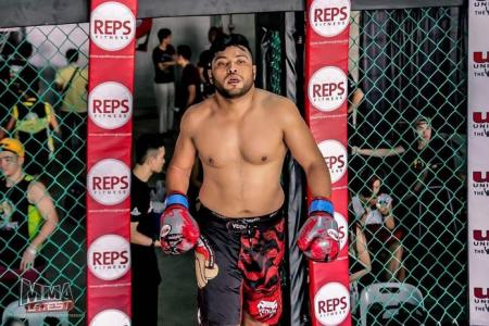 Indonesia debut for boxer Rafi