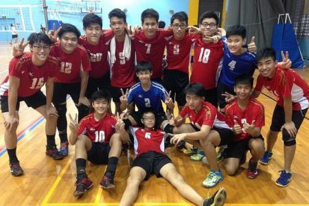 Fairfield's volleyball B boys reach historic first final