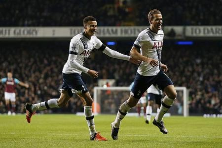 Kane-Alli partnership will win it for Spurs, says Richard Buxton
