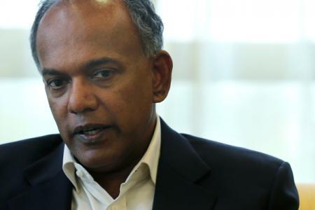 Shanmugam asks police to investigate attack on madrasah students