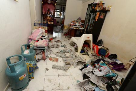 Drugs found in Ang Mo Kio man's flat