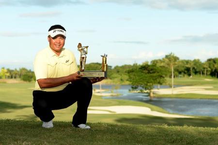 Mardan is Singapore's first $3m sportsman