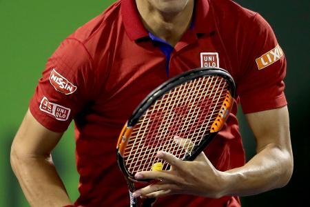 Nishikori confident of Djokovic scalp