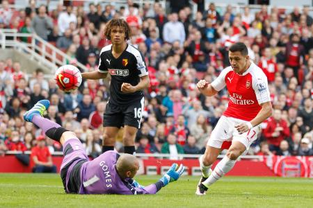 Gunners show unity of strength