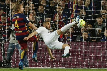 Zidane masterminds Barca's first loss in 40 matches