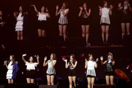 Reliving memories for Apink fans