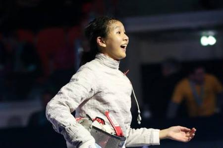 Teen is Singapore's first Cadet world champion