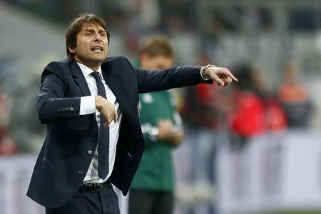 Conte to take over at Chelsea