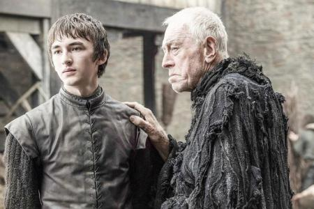 Teenaged Game Of Thrones star unfazed by sex and violence on show