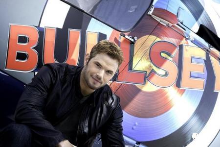 Kellan Lutz is host of new TV series Bullseye