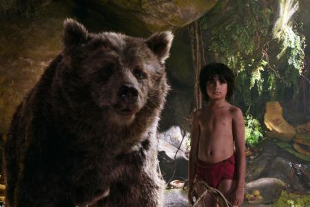 Movie Review: The Jungle Book (PG)