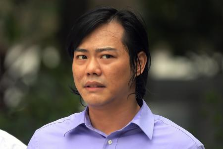Man pleads guilty to slashing girlfriend's ex with parang