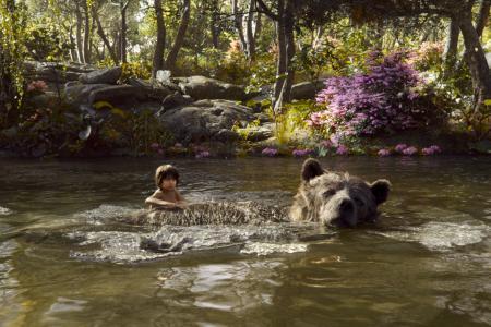 Win The Jungle Book movie premiums worth