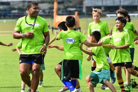 Serevi: Fiji dreaming of Olympic rugby gold