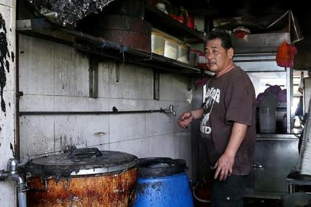 Residents evacuated after Jurong West coffee shop fire