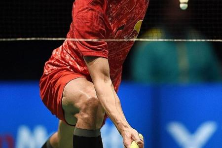 World No. 1 Chen wants crowning glory of beating Lin in Olympic final