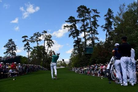 A master at Augusta