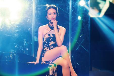 Karen Mok gets temperatures rising at Singapore concert