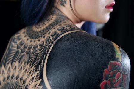 Blackout tattoos: The inked and the Singaporean named as pioneer inker