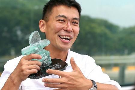 Singapore's very own ultra-man