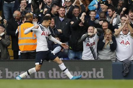 Tottenham can pip Leicester, says Gary Lim