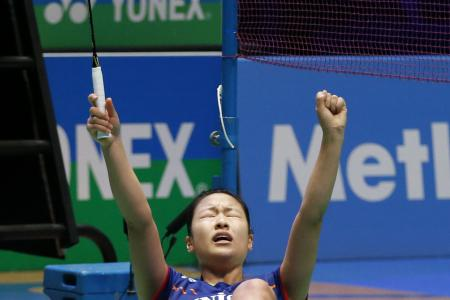 Marin, Okuhara confident of ending China's grip in Rio