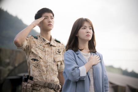The most swoon-worthy moments from Descendants of the Sun