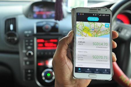 Uber, GrabCar drivers to require vocational licences