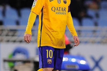 Suarez is Barca's main man, says Neil Humphreys