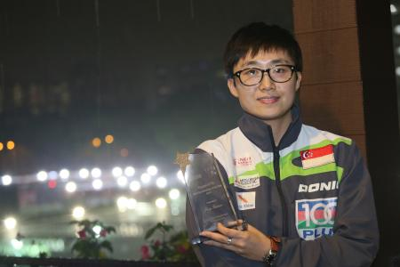 Feng gets tricky draw in Olympic qualifiers