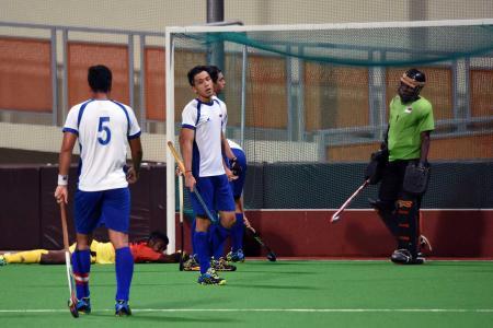 Singapore squander lead to lose 2-1 to Sri Lanka