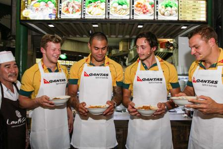 Sevens rugby not all fun and games: Australian players