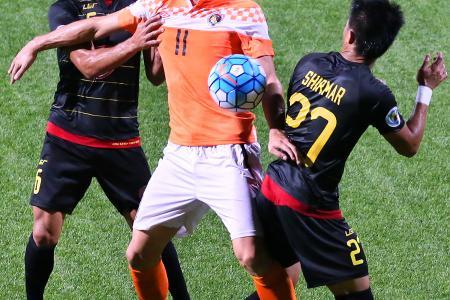 Philippine clubs triumph over S.League sides