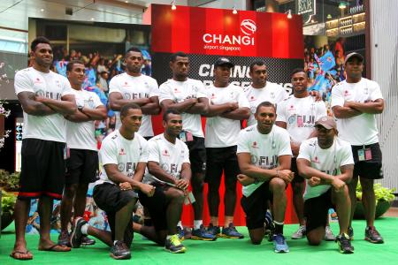 Fiji: We're No. 1 in rugby 7s because it's in our genes