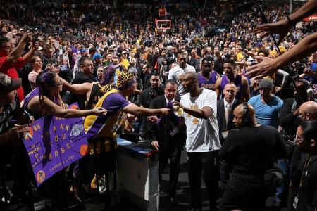 Leonard Thomas: Thanks for the ride, Kobe