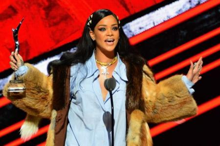 Rihanna 'unfiltered'