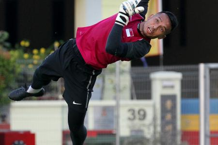 Hassan named as one of world's top-20 goalkeepers