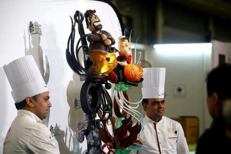 Team Singapore takes home two prizes at pastry competition