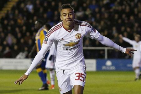 United's Kids Are Alright, says Richard Buxton