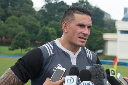 Fijians the ones to beat, say All Blacks