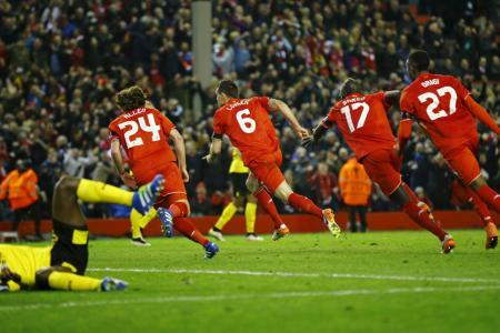 Liverpool beat Dortmund in stunning comeback